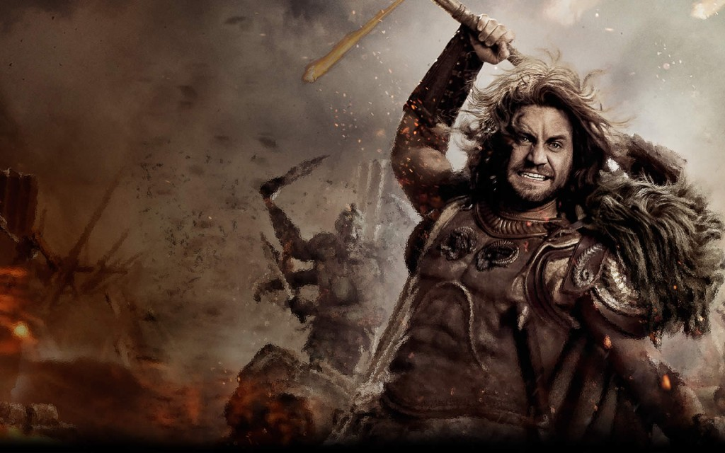 Ares antik yunanda savaş tanrısı olarak bilinir. Savaş Tanrısı -Yunan mitolojisi tanrıları -Clash of Titans Film Afişi