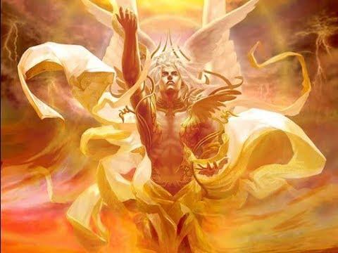 Aether Gökyüzü Tanrısı