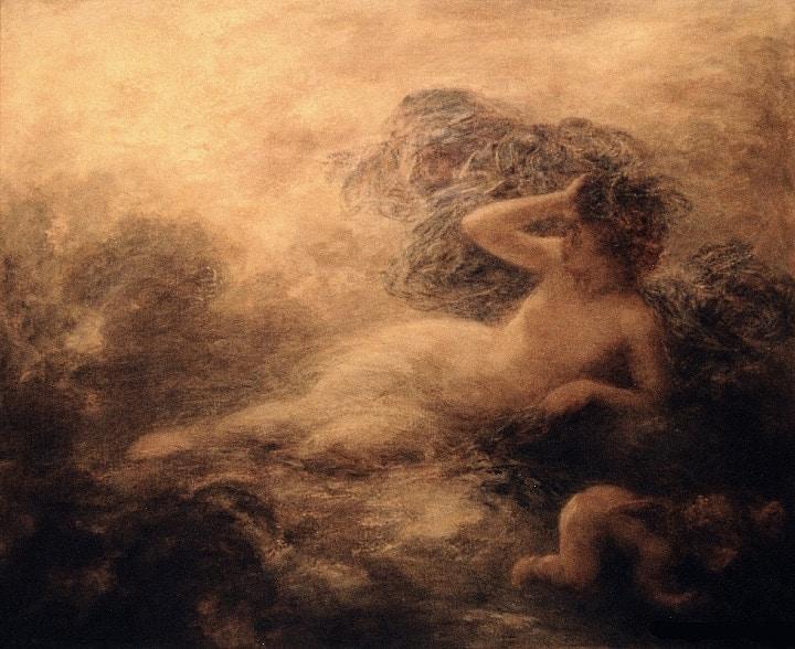 Apate Yunan mitolojisinde hile ve düzenbazlık tanrıçası olarak geçer.