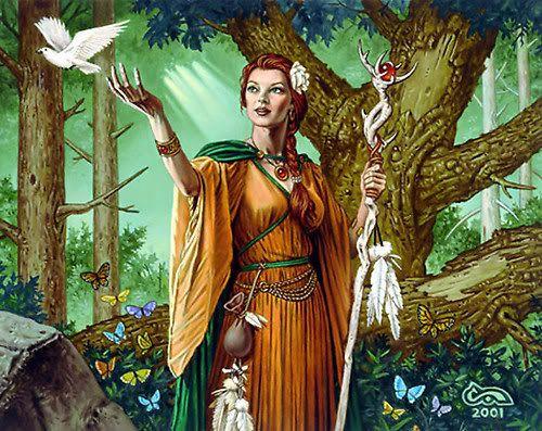 emeter antik yunan mitolojisinde hasat tanrıçası olarak bilinir. Toprağın verimliliği, ekinlerin bereketinden sorumlu olmasının yanı sıra hukuk tanrıçasıdır. Yaşam ve ölüm döngüsü üzerinde güç sahibidir. Demeter Roma'da Ceres olarak anılırdı.