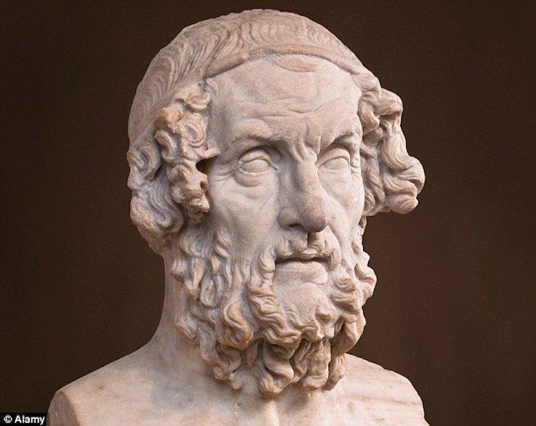 Homeros Kimdir? İlyada ve Odysseia