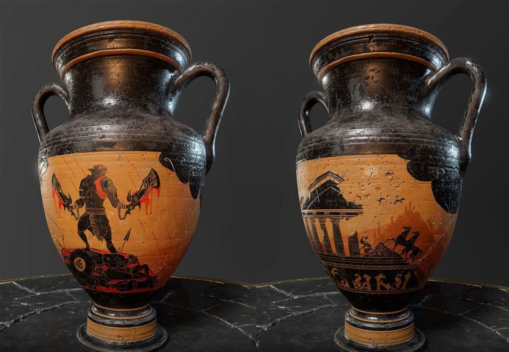 Kratos yunan mitolojisinde güç tanrısıdır. God of War oyun serisi ile popüler olmuştur.