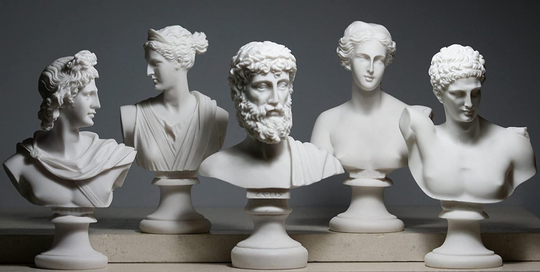 Olimpos Tanrıları | Yunan Mitolojisi Tanrı ve Tanrıçaları