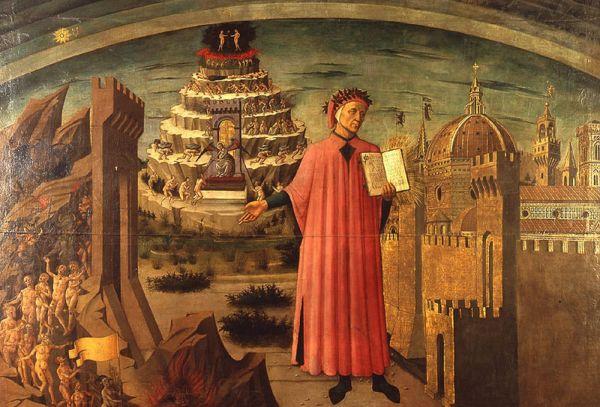 Dante Alighieri Kimdir? Hayatı ve Eserleri