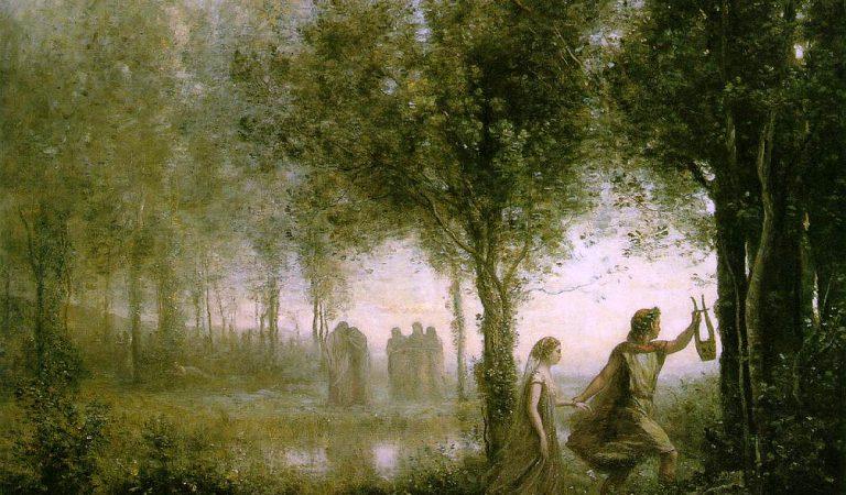 Orfeus : Mitolojideki Şair