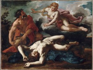 Orion ve Artemis (Diana)