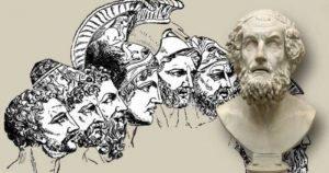 antik yunan yazarları kimlerdir