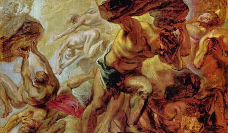 İapetus Kimdir? | Yunan Mitolojisinde İapetus