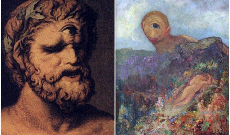 Cyclops : Yunan Mitolojisinin Tek Gözlü Devleri